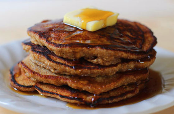 The Ultimate Easy Pancakes