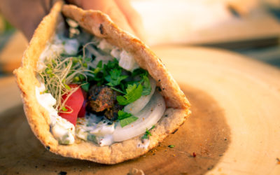 I need a Gyro! Pita Breads Greek Style